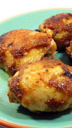 Grilling Time - Grilled Pineapple Jerk Chicken Thighs... These are so easy and delicious.  Grilled in a Muffin tin so the juices collect and steam the meat from the bottom up as the grilling turns the skin perfectly crispy.  The sweet pineapple pairs FANTASTIC with the spicy Caribbean JERK SPICES.  A GREAT EASY grilling Recipe!