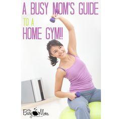 Home Gym Ideas!