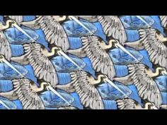M.C. Escher   uploaded by the megapizzaguy   to You Tube