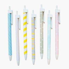 Pattern Click Pens I