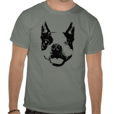 Winking Boston Terrier Shirt