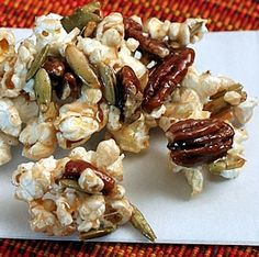 ~ Recipes ~   Popp'in Up Some Yummy Popcorn