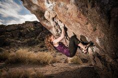 The Hulk (V6) at the Happy Boulders