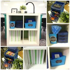Organized Classroom!
