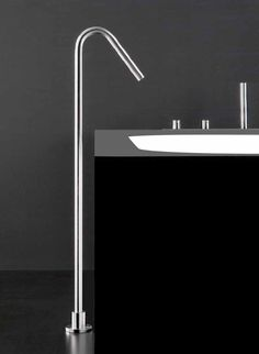 Gradi + Free Ideas bath tap and shower by CEA Design.