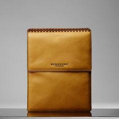 Burberry Prorsum Braided iPad Case