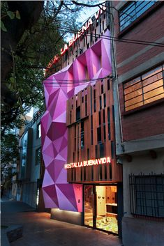 Hostal La Buena Vida - ARCO Arquitectura Contemporánea - Mexico