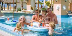 Best Family All Inclusive vacations Beaches Resorts
