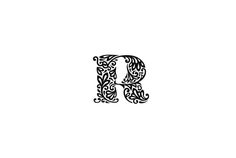 The One Color Logos Collection by Pavel Emelyanov, via Behance