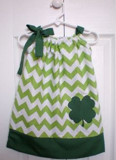 St Patrick's Day Clothes for a girl