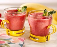 Berry Banana Smoothie