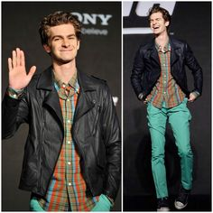 Andrew Garfield, can we be friends?