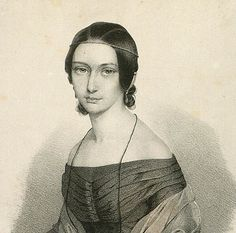 "Clara Schumann wrote very amusingly about Andersen that ""...he is the ugliest man alive, yet he looks very interesting...it takes a little while to get used to his manner; generally speaking he is a brilliant person"". In return, Andersen wrote to Robert Schumann that Clara had visited Copenhagen ""and flung a bouquet of musical notes into all our hearts""."