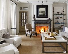 Steven Gambrel Designs a Robustly Chic Zurich Mansion