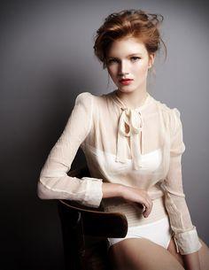 #or off white  white blouse #2dayslook #white style #blousefashion  www.2dayslook.com