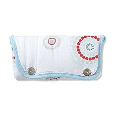 Our favorite muslin blanket company is back with a new use for its ridiculously soft swaddlers this month — Aden + Anais Portable Changing Pads ($20) !