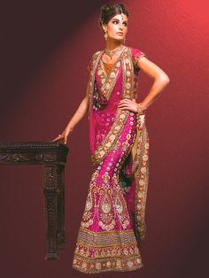 #Indian bridal dress #Wedding