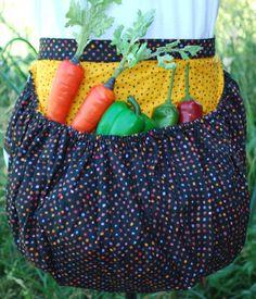 Garden Harvest Apron