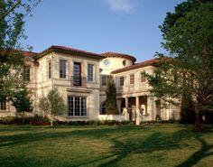 Mediterranean mansion - Dallas, Texas