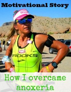 We had the chance to hear how running and triathlons helped world class ultra triathlete Suzy Degazon overcome anorexia. What an AWESOME story! | via @FitBottomedGirl
