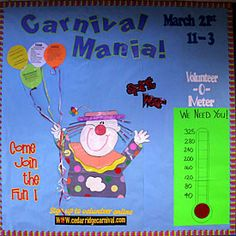 Clutter-Free Classroom: Carnival and Circus Themed Classrooms