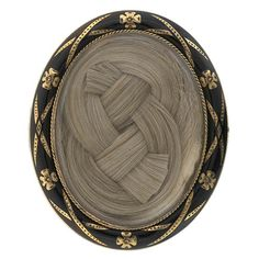 """""""Mourning brooch dated 1881 via Lang Antiques"""""""