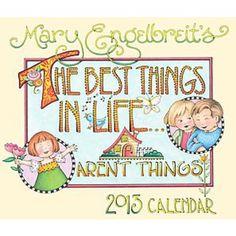Mary Engelbreit 2013 Calendar