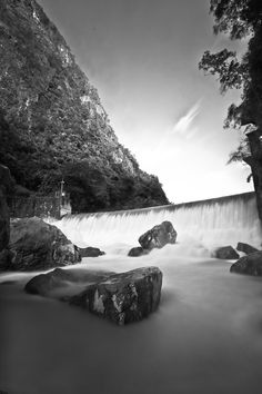 Wawa Dam (also known as Montalban Dam) is a gravity dam constructed over the Marikina River in the municipality of Rodriguez in Rizal province, Philippines.