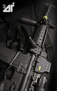 AR15 with EOTech XPS2  G23