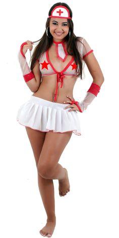 Fantasia Enfermeira - http://dld.bz/ddVDK