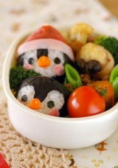Cute picnic lunch