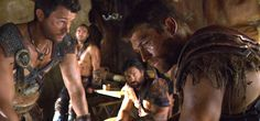 Spartacus: War of the Damned: Season 3, Episode 1: Enemies of Rome Review. Click to read. #spartacus #tv #geek #starz