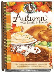 Autumn with Family & Friends Cookbook, now available as an eBook for your Kindle, Nook, Apple, Kobo & Sony devices.