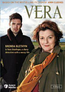Amazon.com: Vera: Brenda Blethyn, David Leon: Movies & TV season 1