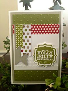 Sweetest Designs: Holly Jolly