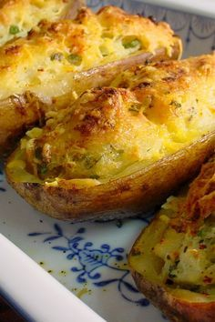 Stuffed Potatoes – W