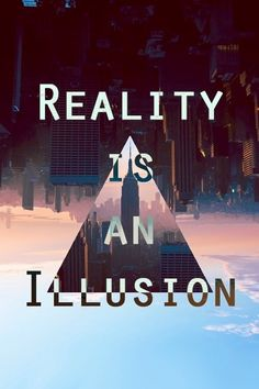 Reality.....some times it feels like it. Maybe there are parallel universes with alternate realities based on decisions we did or didn't make? I mean....why not?