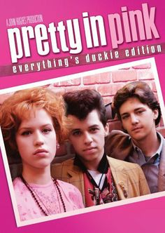 Pretty in Pink (Everything's Duckie Edition) DVD ~ Molly Ringwald,