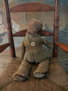 19th Century Boy Doll...