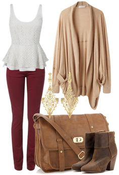 city sunday outfit