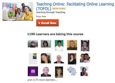 Reflecting on Teaching Online: Facilitating Online Learning Course