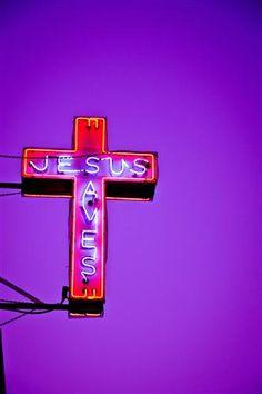 Jesus Saves 11th Street