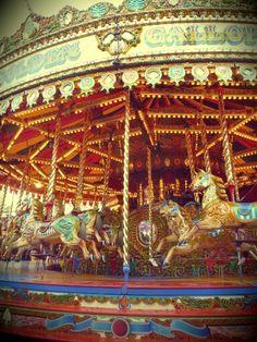 Catcher in the rye carrousel