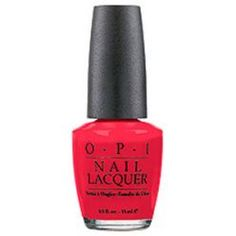 OPI Big Apple Red Nail Polish: Red nails are the definition of classy just like our Moms!  OPI Big Apple Red will not only be a fashion plus but its formaldehyde, toluene, and dibutyl phthalate, or DBP, free. Lets keep our moms hands looking good and healthy!
