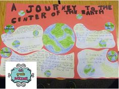 4th grade scrapbook book report
