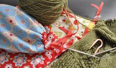 Knitty Ditty Bags