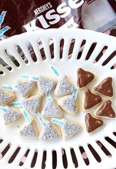 Hershey's Kiss Cookies