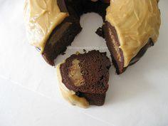 chocolate peanut butter bundt