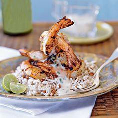 26 Favorite Shrimp Recipes | Key Lime Grilled Shrimp | CoastalLiving.com