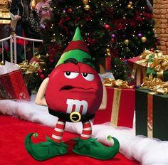M & M Christmas